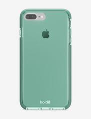 Seethru Case iPhone 7/8 Plus - MOSS GREEN