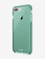 Holdit - Seethru Case iPhone 7/8 Plus - puhelimen kuoret - moss green - 3