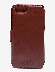 Holdit - Wallet Case Magnet iP 6/7/8/SE - puhelimen kuoret - berlin dark brown - 2