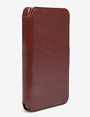 Holdit - Wallet Case Magnet iP 6/7/8/SE - puhelimen kuoret - berlin dark brown - 3