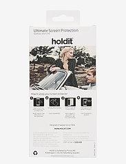 Holdit - Temp glass iPhone 11Pro/X/Xs - suojakalvot - 2.5d transparent - 1