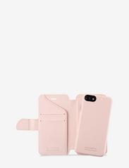 Holdit - Wallet Case Magnet iP 6/7/8/SE - puhelimen kuoret - stockholm pink - 2