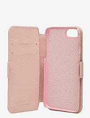 Holdit - Wallet Case Magnet iP 6/7/8/SE - puhelimen kuoret - stockholm pink - 4