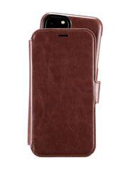 Wallet Case Mag iPhone 11 Pro - BERLIN DARK BROWN