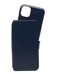 Wallet Case Mag iPhone 11/XR - BERLIN NAVY BLUE