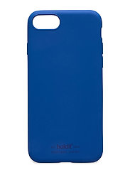 Silicone Case iPhone 7/8/SE - ROYAL BLUE
