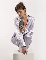 Holdit - Seethru Case iPhone 7/8/SE - puhelimen kuoret - white - 0