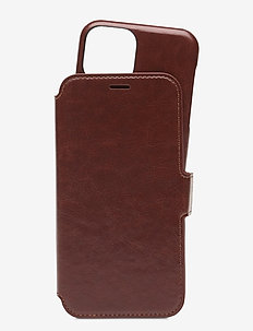 Wallet Case Mag iPhone 11 Pro - phone cases - berlin dark brown