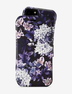 Wallet Case Magnet iPh 11 Pro - puhelimen kuoret - stockholm purple mist