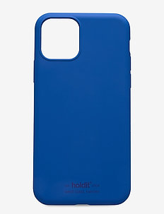 Silicone Case iPhone 11 Pro - puhelimen kuoret - royal blue
