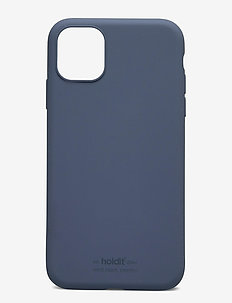 Silicone Case iPhone 11 - mobiele telefoon hoesjes - pacific blue