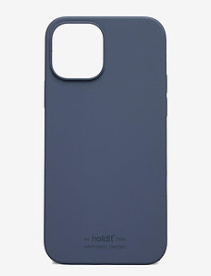 Silicone Case iPhone 12/12Pro - mobiele telefoon hoesjes - pacific blue