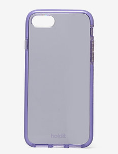 Seethru Case iPhone 7/8/SE - phone cases - lavender