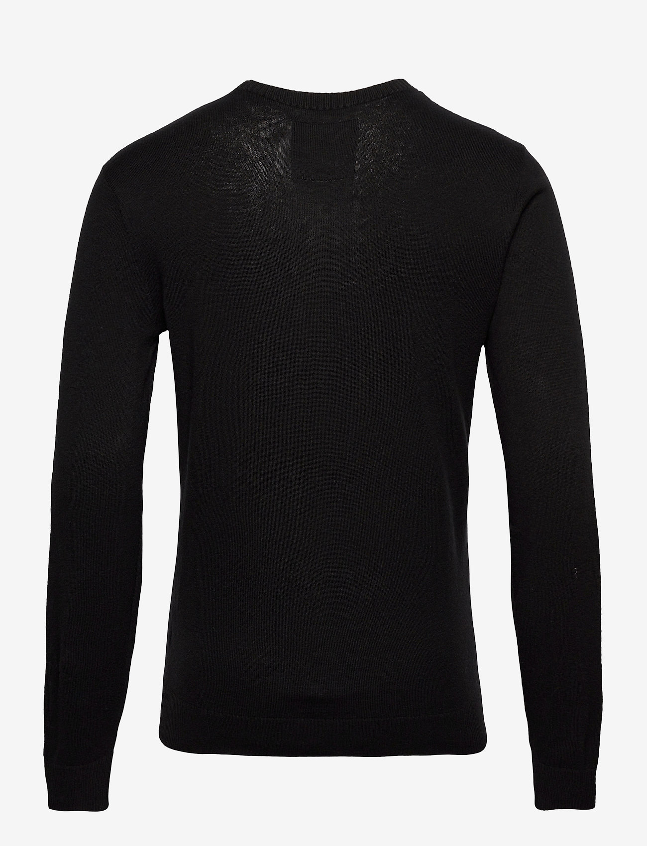 Hco. Guys Sweaters (Black Dd) (29.25 €) - Hollister q3Mai