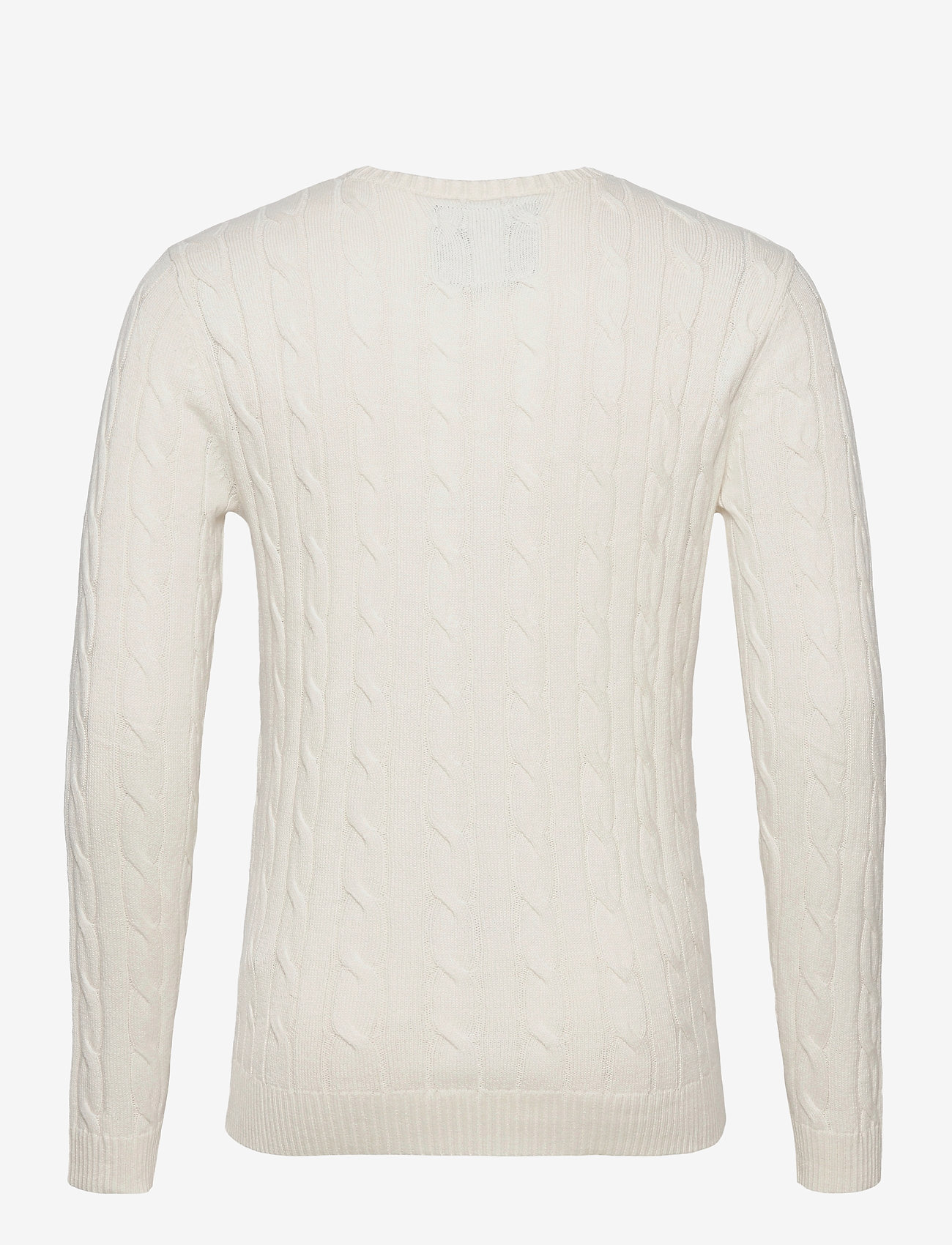 Hollister - HCo. GUYS SWEATERS - tricots basiques - cream - 1