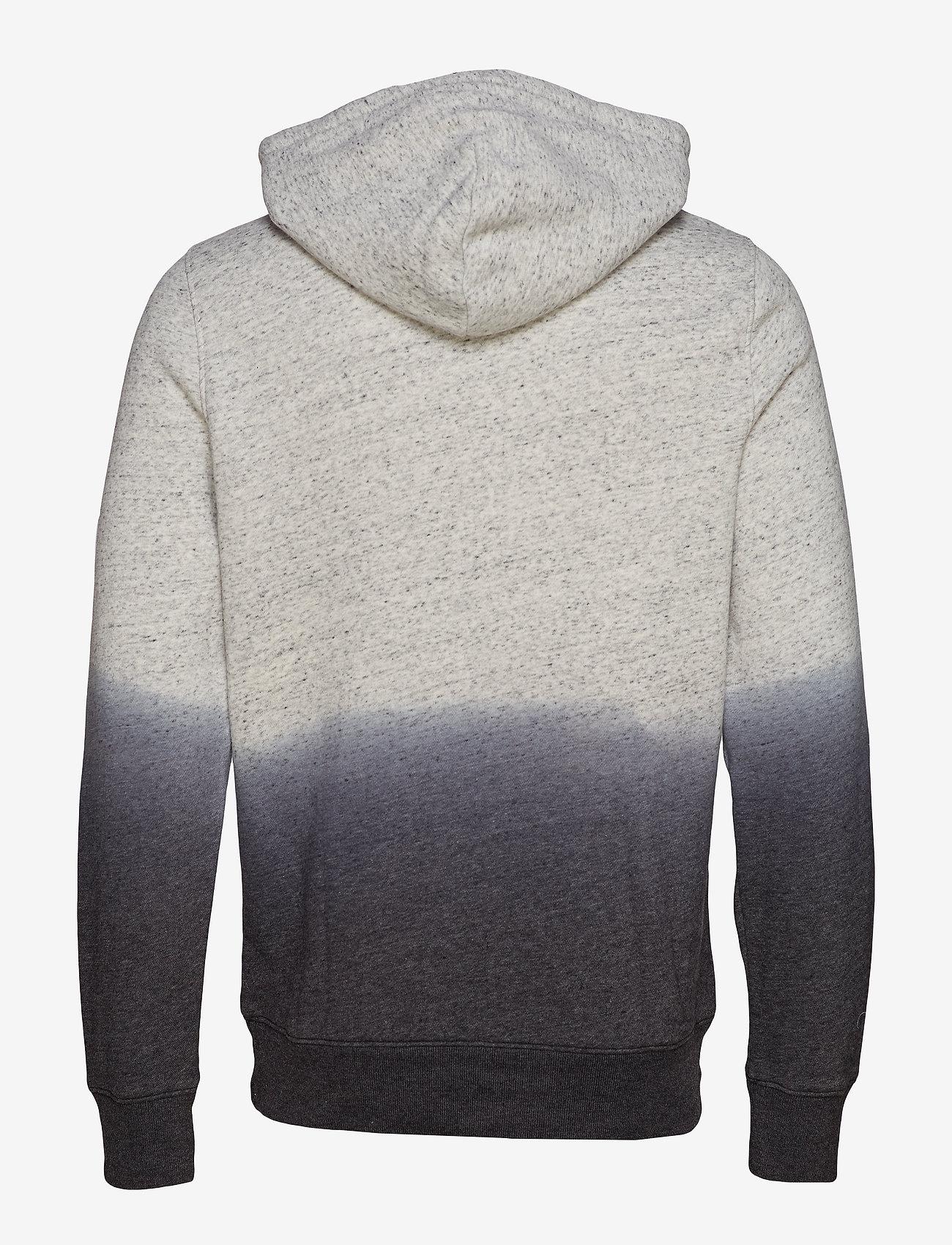 Hollister - Logo Sweatshirt - kapuzenpullover - light grey pattern - 1