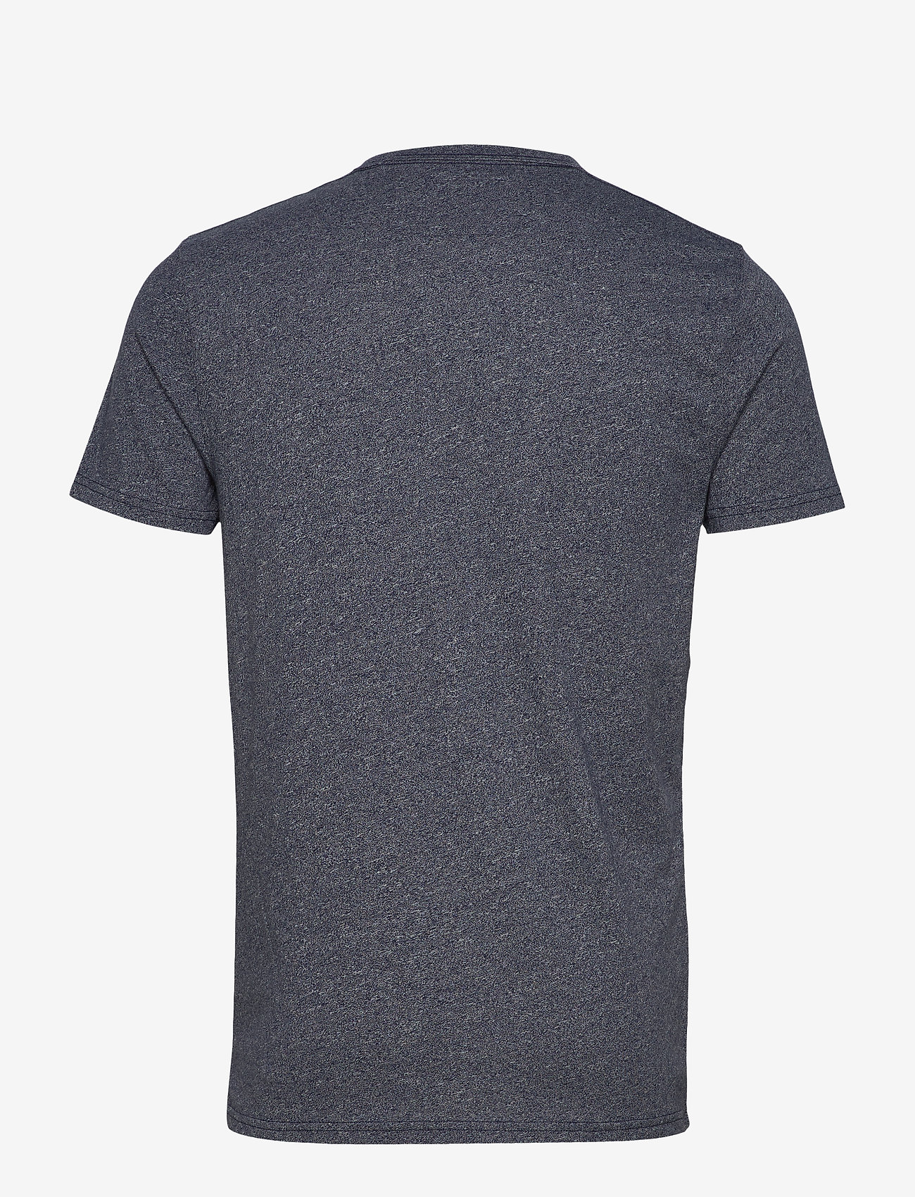 Hollister Core Tech - T-skjorter NAVY SD/TEXTURE - Menn Klær