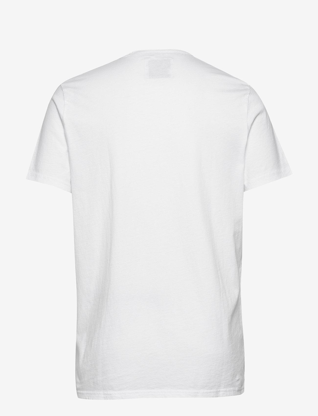 Hollister Core Tech - T-skjorter WHITE - Menn Klær