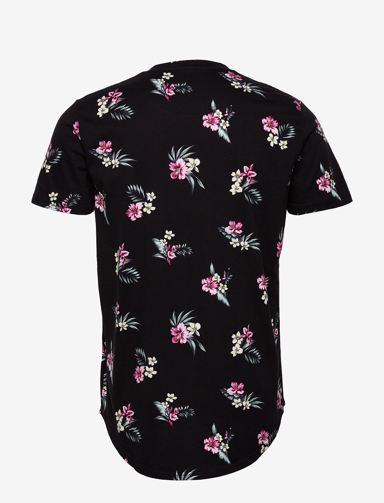 Floral Small scale (Black Pattern) (339 kr) Hollister