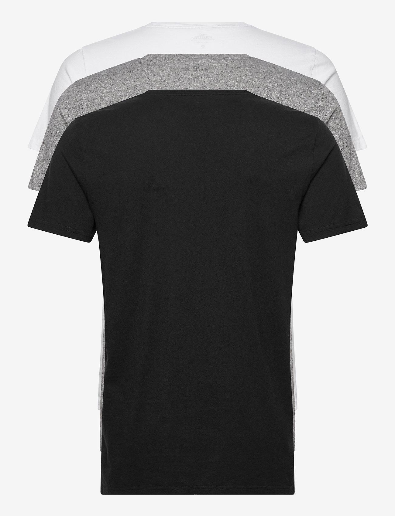 Hollister HCo. GUYS KNITS - T-skjorter WHITE - Menn Klær
