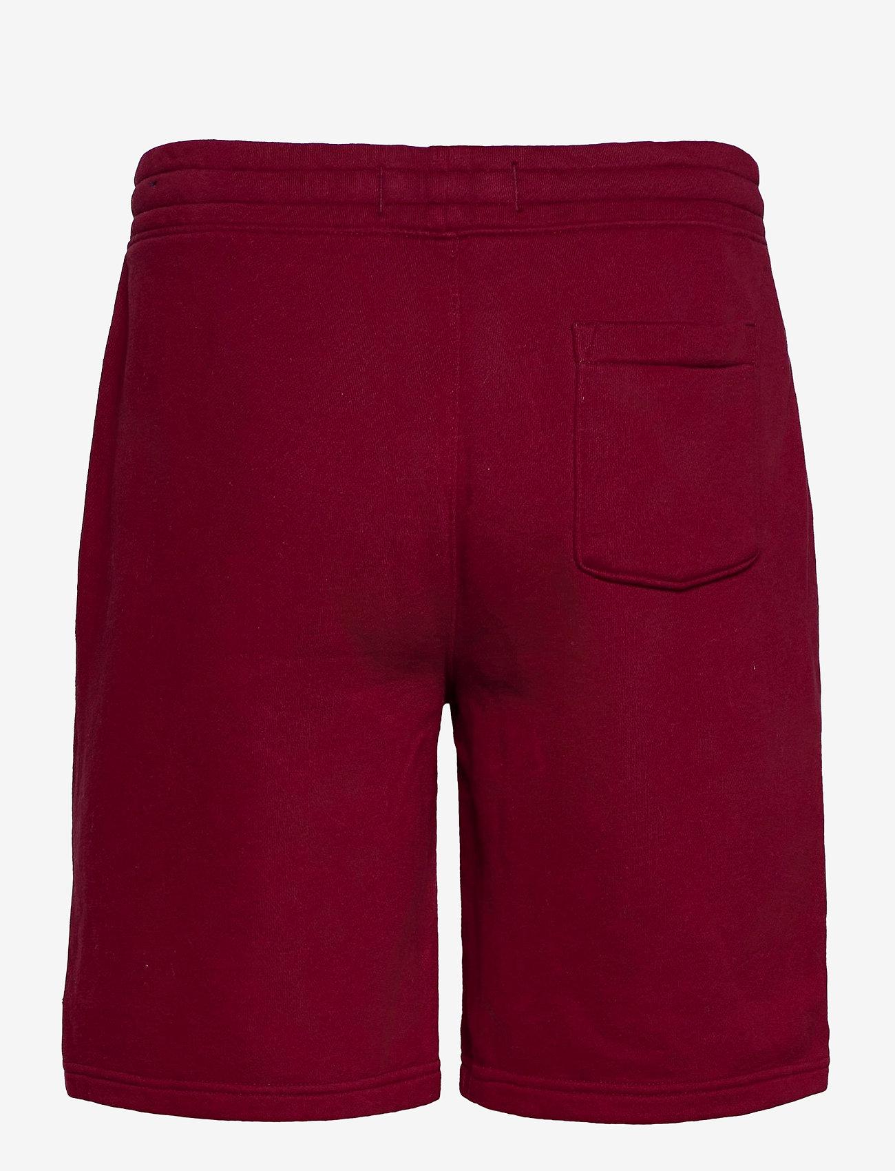 Hollister Tech Logo Shorts - Shorts BURGUNDY DD - Menn Klær