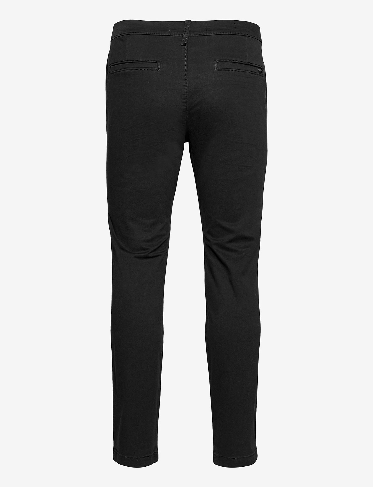 Hollister Chino Pants - Bukser BLACK OD - Menn Klær