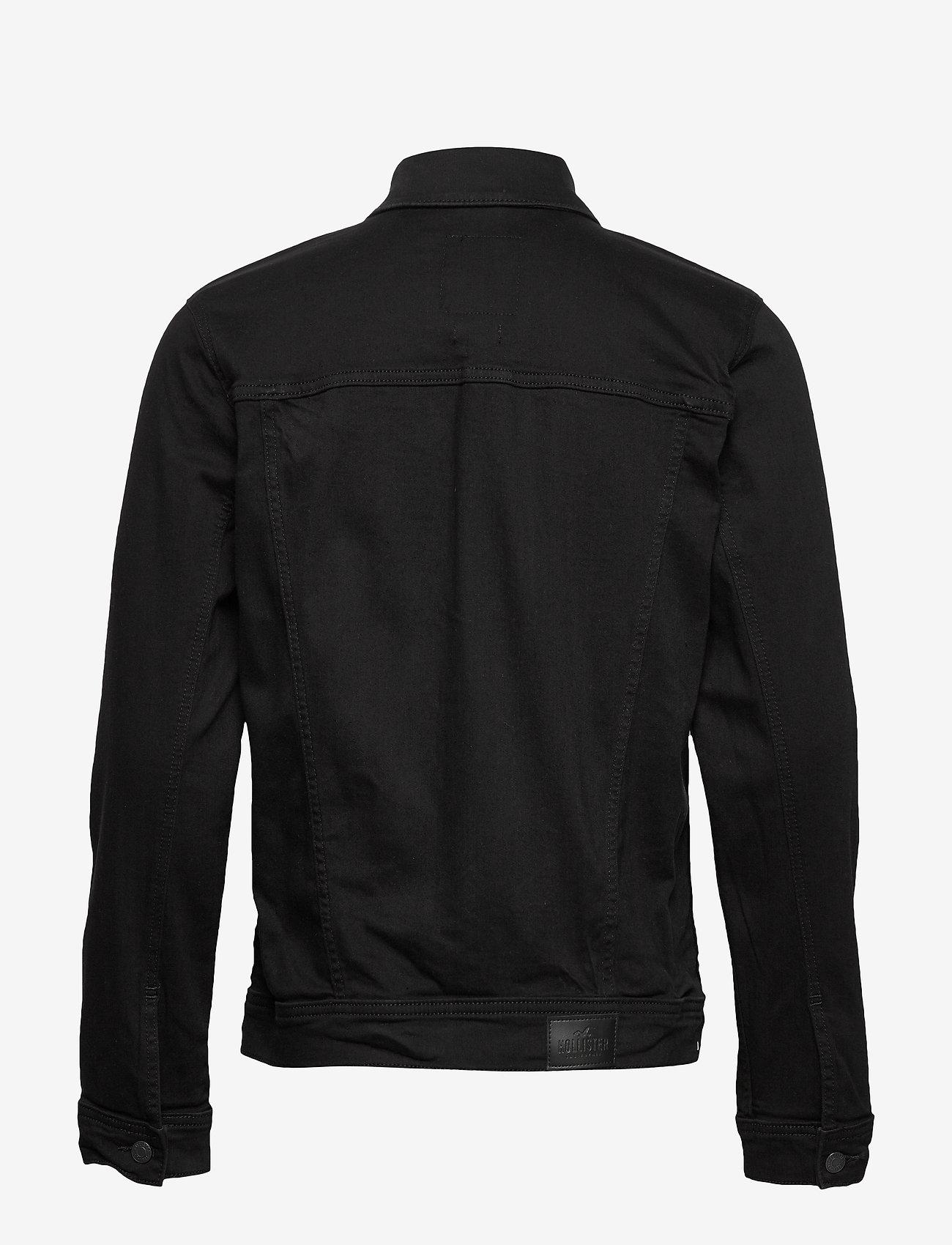 Hollister Wash Denim Trucker - Jackets & Coats