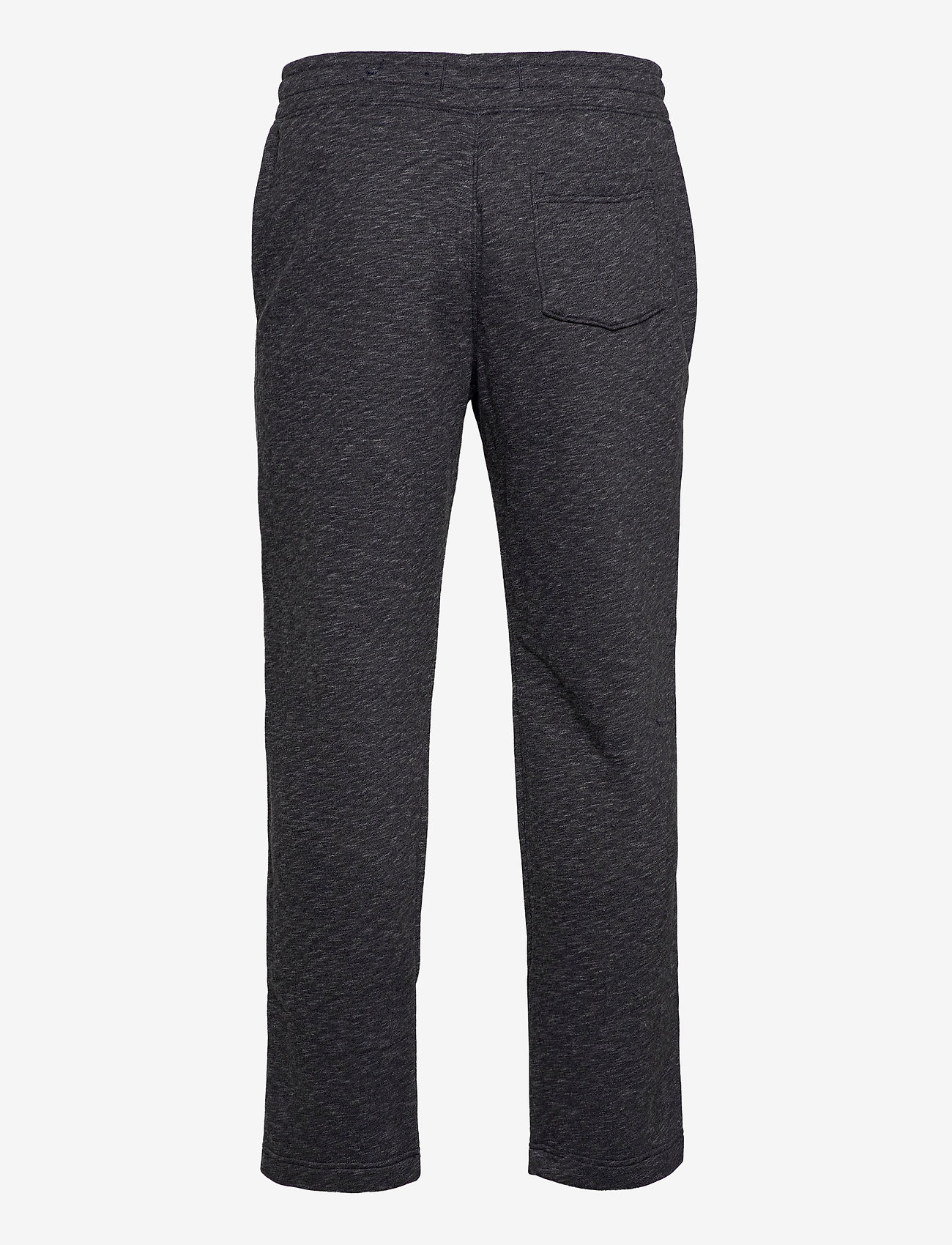 Straight Leg Sweatpants (Black Sd/texture) (37.80 €) - Hollister SlVmH