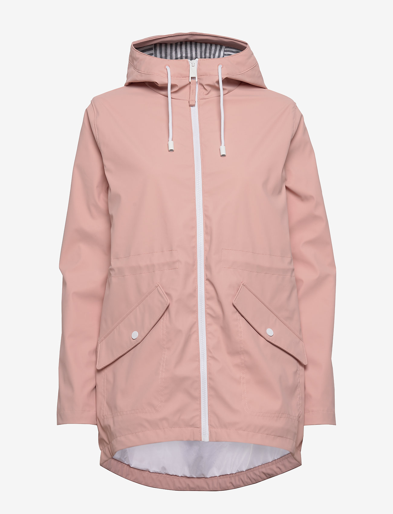 Hollister Blush Rain Jacket - Jackor & Kappor Light Pink Dd