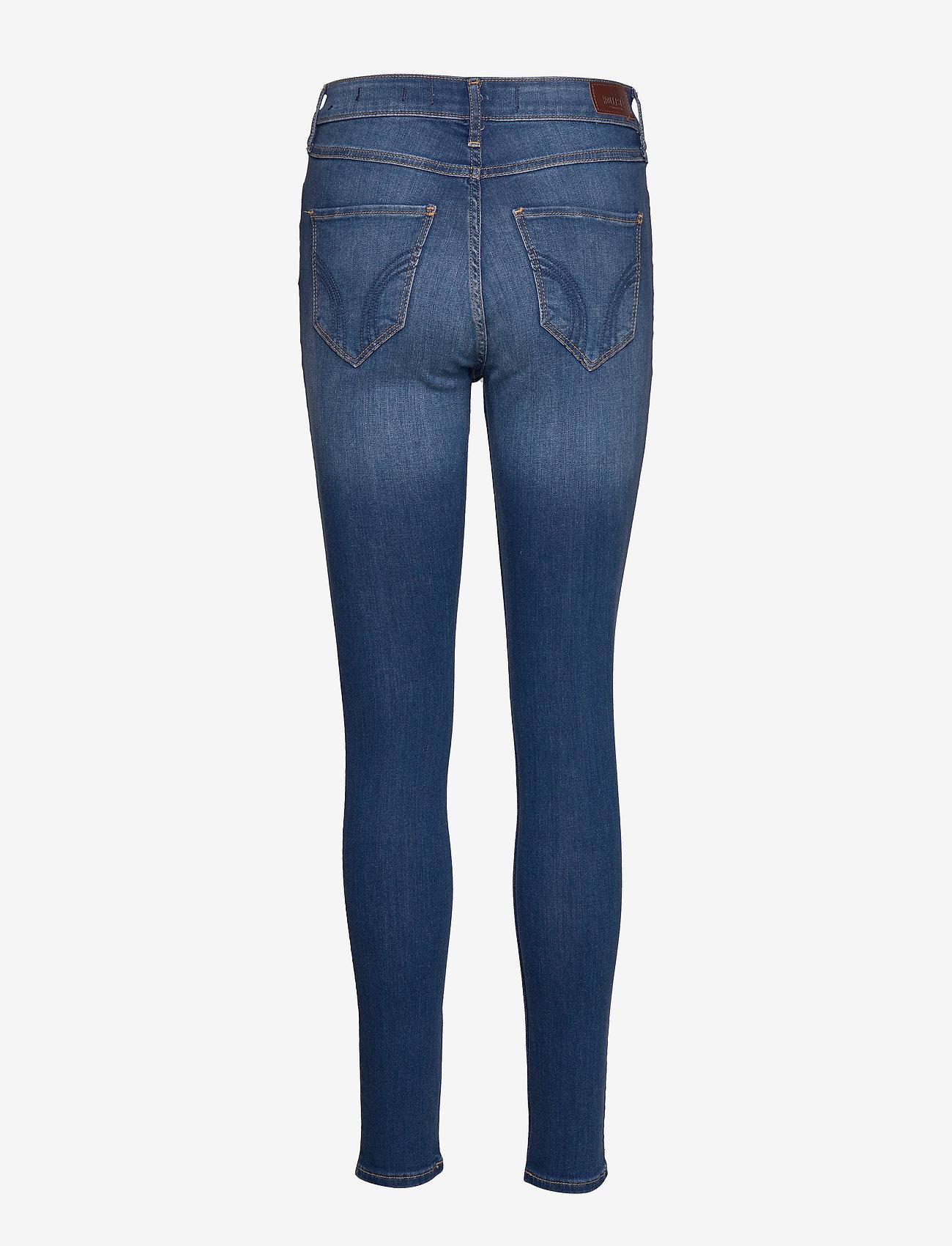 Hollister - High Rise Super Skinny - skinny jeans - medium destroy - 1