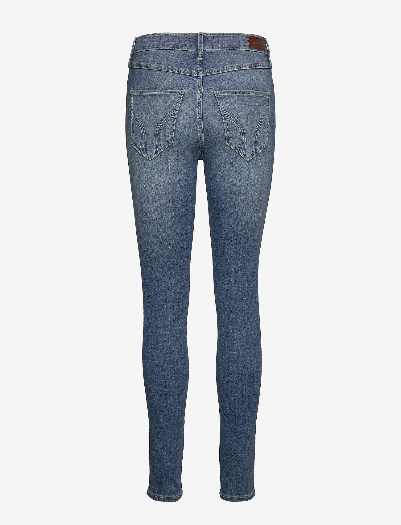 Hollister - High Rise Super Skinny - skinny jeans - light destroy - 1
