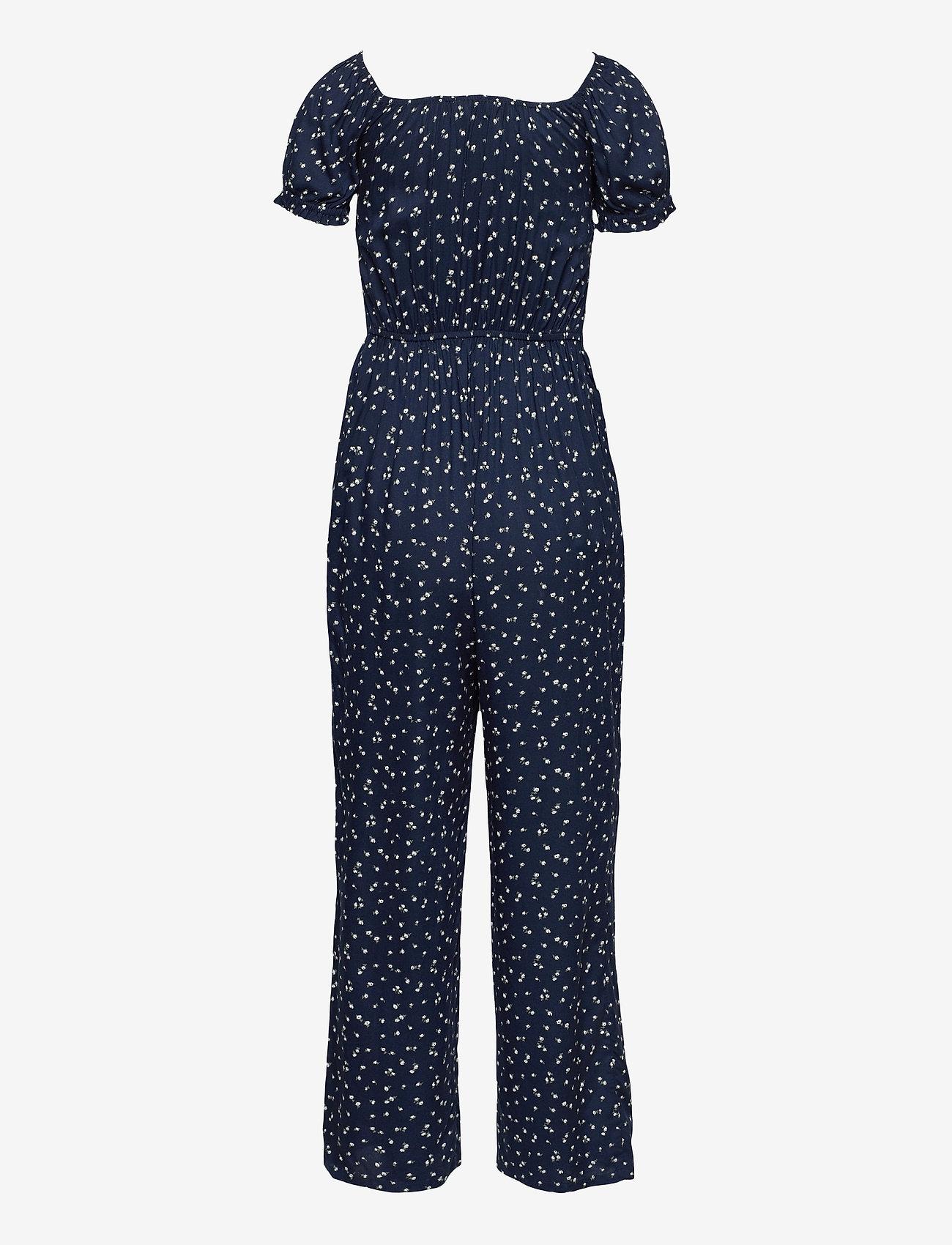 Hollister - HCo. GIRLS DRESSES - jumpsuits - navy floral - 1