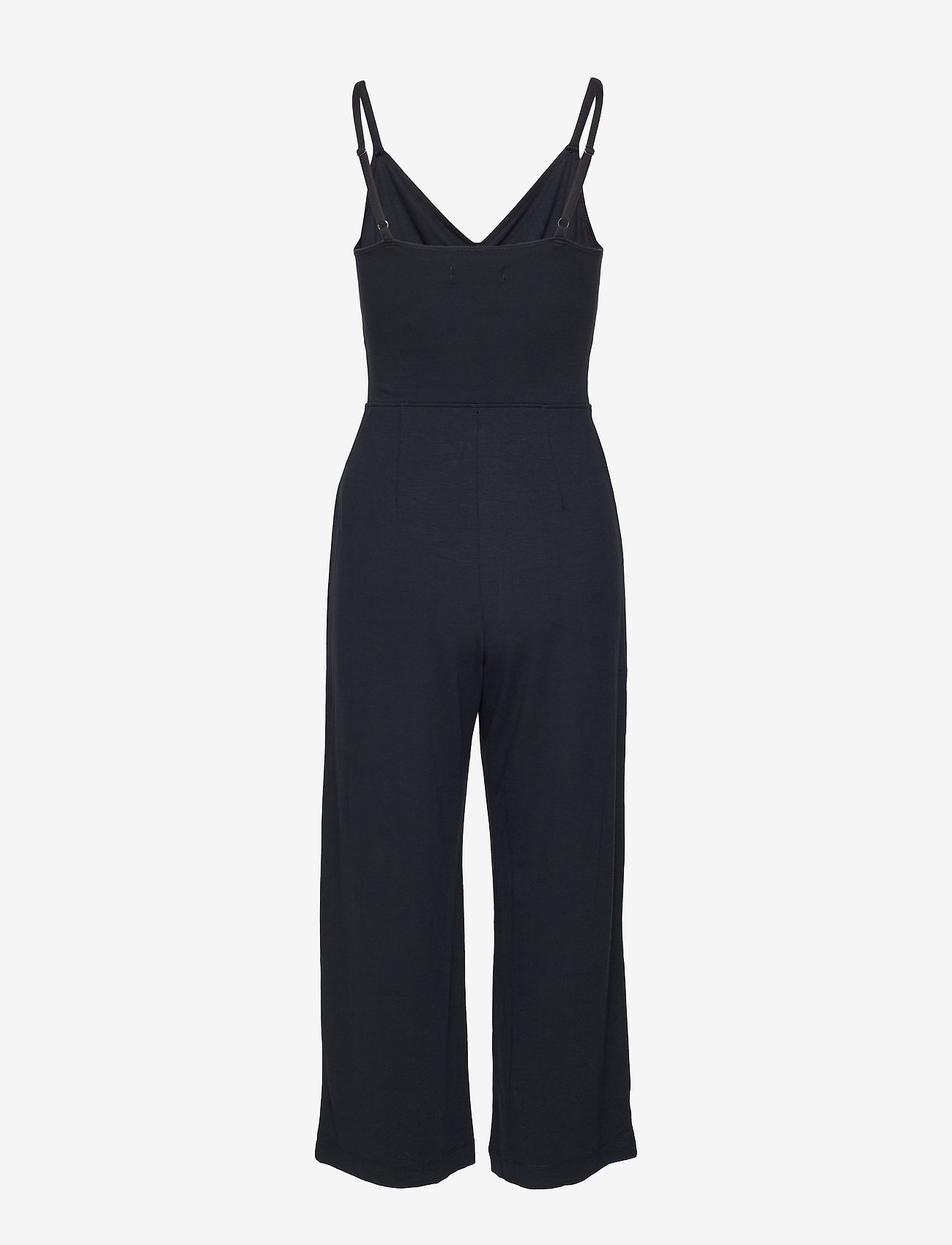 Hollister - Twist Jumpsuit - jumpsuits - black dd - 1