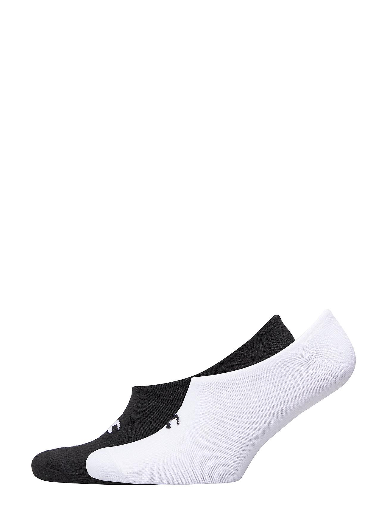 Hollister Sock 2 Pack - WHITE