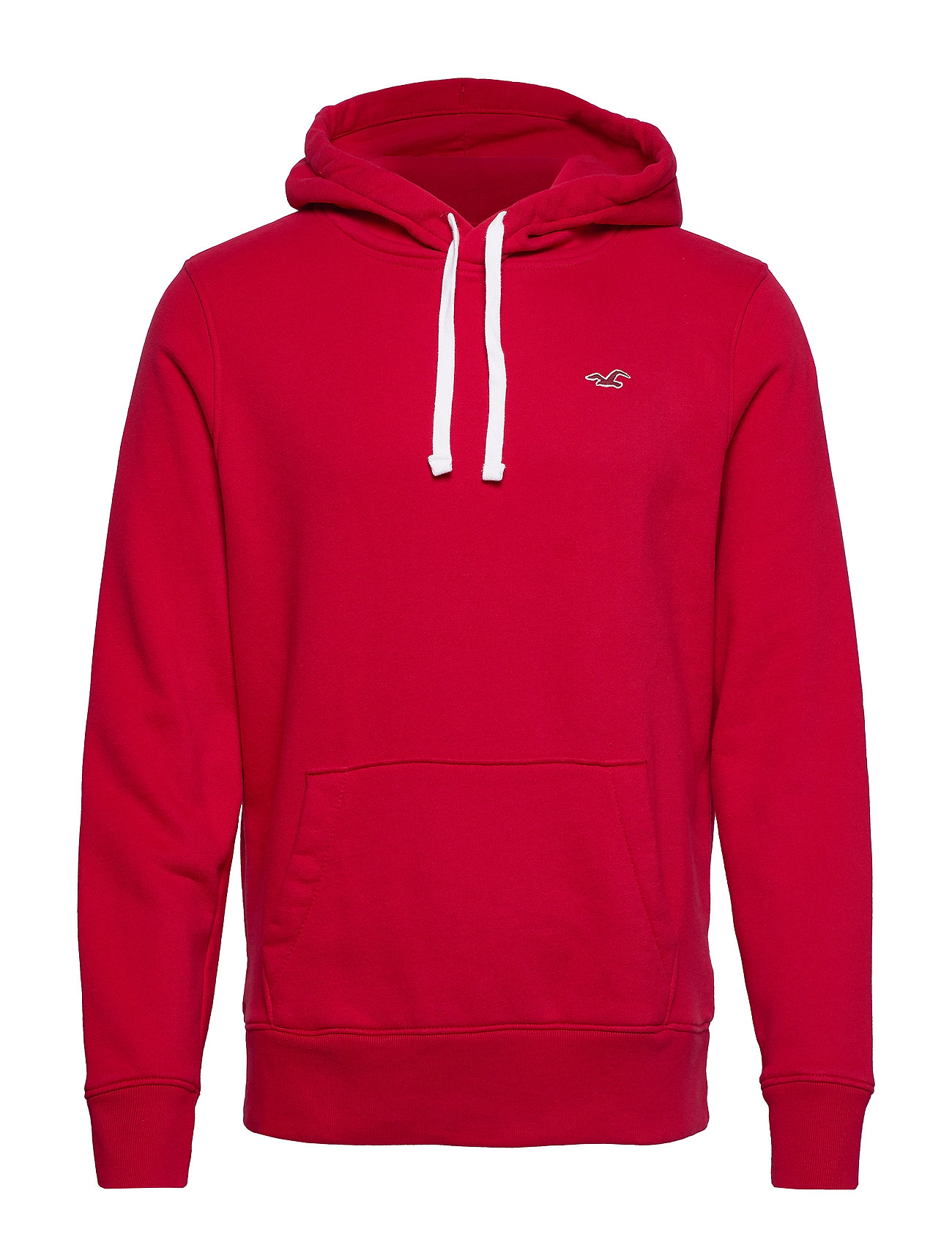 Hollister Pull Over Sweatshirt - RED DD