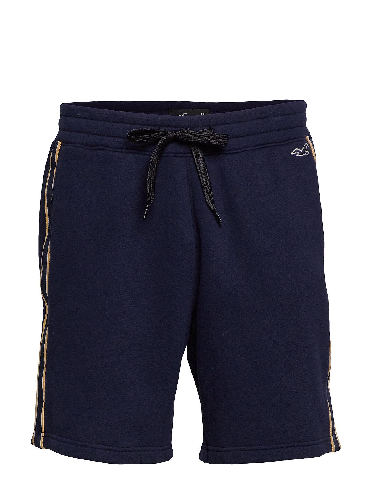 Hollister Classic Fleece Shorts - NAVY DD