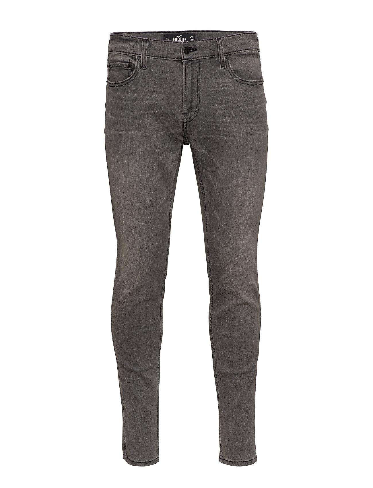 Hollister Skinny Jean - MID GREY