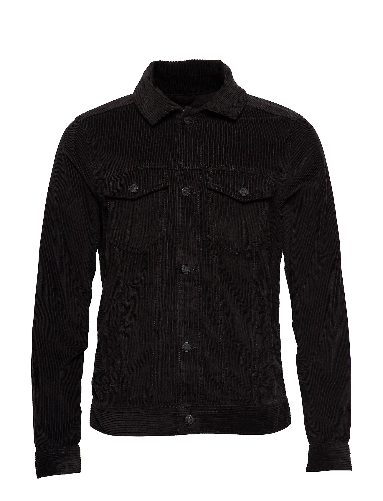 Hollister Twofer Jacket - BLACK DD