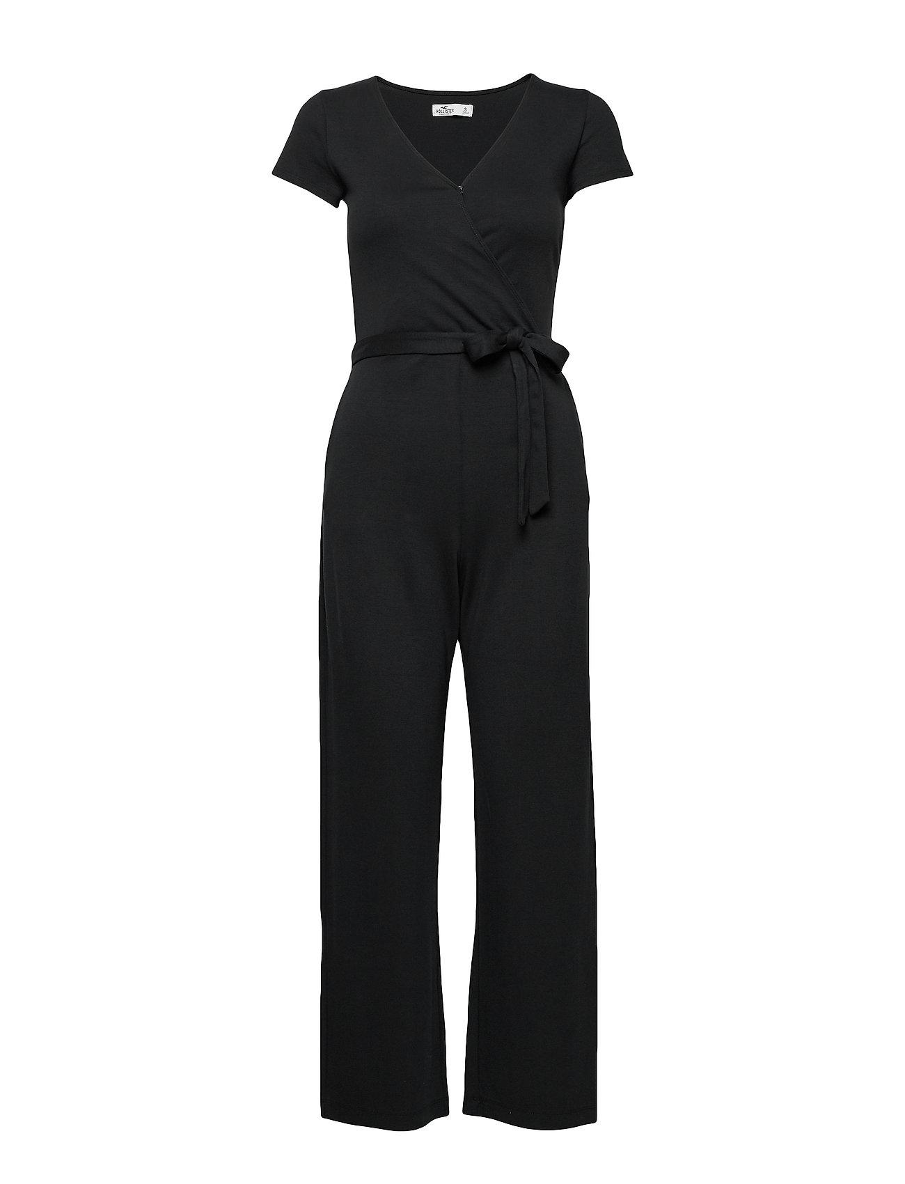 Hollister Jumpsuit - BLACK DD