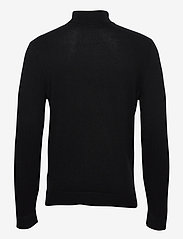 Hollister - HCo. GUYS SWEATERS - tricots basiques - black dd - 1