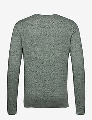 Hollister - HCo. GUYS SWEATERS - tricots basiques - green sd/texture - 1