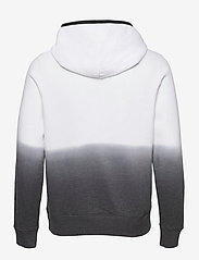 Hollister - Sport Print Logo - hoodies - white pattern - 1