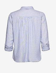 Hollister - POPOVER - chemises à manches longues - blue stripe - 2