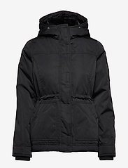 Hollister - Weather True Anorak - parki - black dd - 2