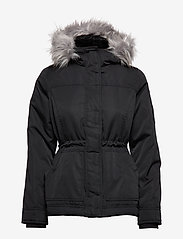 Hollister - Weather True Anorak - parki - black dd - 3