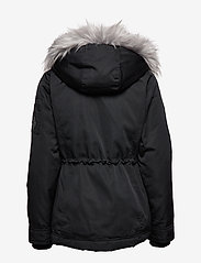 Hollister - Weather True Anorak - parki - black dd - 4