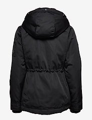 Hollister - Weather True Anorak - parki - black dd - 5