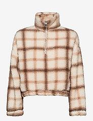 Hollister - HCo. GIRLS SWEATSHIRTS - fleece jassen - plaid - 1
