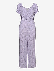 Hollister - HCo. GIRLS DRESSES - jumpsuits - lavender floral - 0
