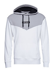 Logo Sweatshirt - WHITE